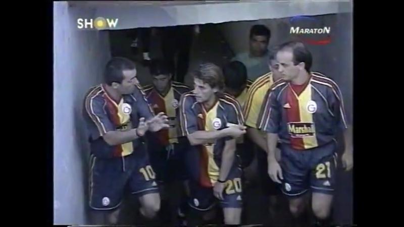 1998-1999 Sezonu Gheorghe Hagi Klibi