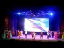 5 Фестиваль Горцы, выступления студентов-иностранцев, июнь 2018 Махачкала, Дагестан