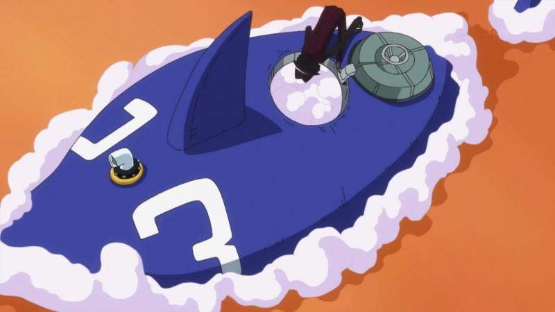 One Piece 846 [русские субтитры: Kitsune] Ван Пис / Большой Куш / Одним Куском [AniPlay.TV]