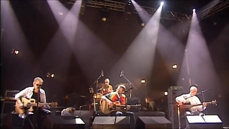 """«Воскресение»: Концерт """"Не торопясь. Live"""""""