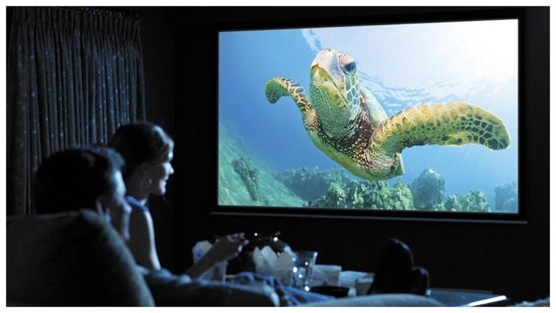 Мини проектор для детей YG 300 обзор
