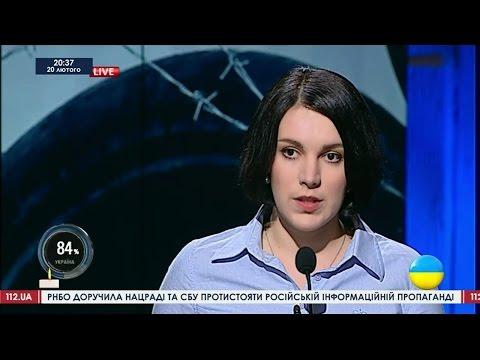 Запрещенный Савик Шустер 20.02.2015 на канале 112
