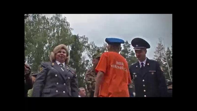 Присяга военнослужащих Президентского полка и посвящение в юные курсанты ВПЦ «Вымпел»