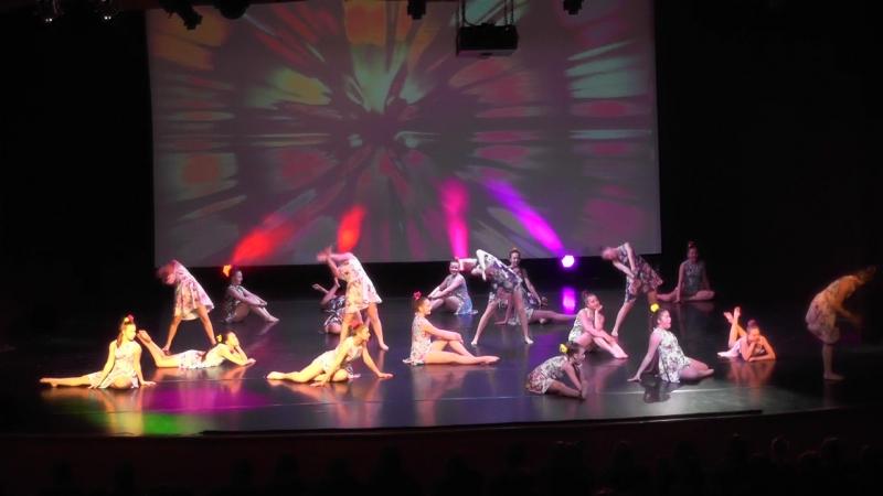 Центр танца Натали, группа Жемчужины, танец Сплетницы