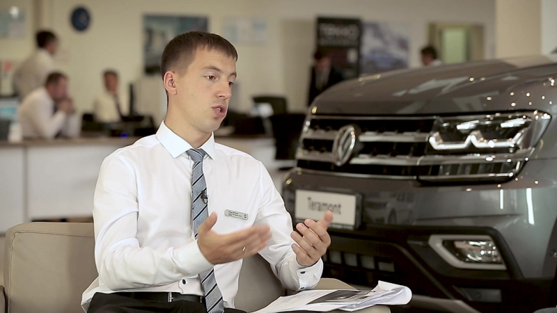 Представляем абсолютной Новый и САМЫЙ БОЛЬШОЙ VOLKSWAGEN в России: Volkswagen Teramont!