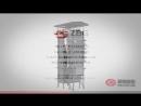 9.01 Энергосберегающий тип-котел с циркулирующим кипящим слоем--ООО ZBG