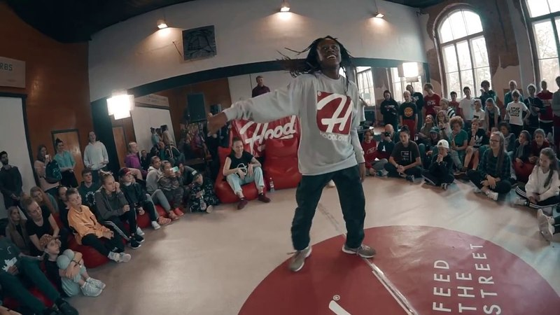 Feed The Street | Judge Showcase | Evion FutureMantis (United Kingdom) | Danceproject.info