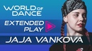 Jaja Vankova I World of Dance Extended Play