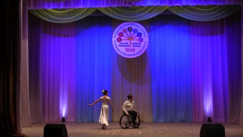 Получили звание Образцовый колектив современного танца Креатив