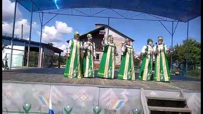 День России в д, Пархикасы деньРоссии