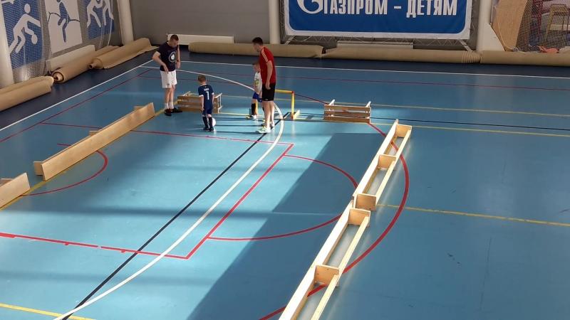Крайняя тренировка была в Июне в ФОК. Только 2 участника и 2 тренера.