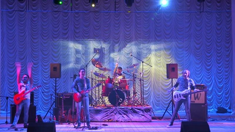 Большой Сольный Концерт Рок - группы BEKAR