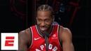 Kawhi Leonard media day press conference (with Kawhi laugh)   NBA Media Day   ESPN