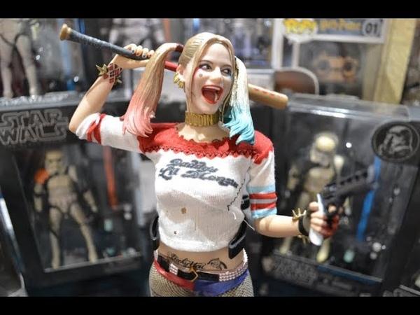 Фигурка Харли Квинн Отряд самоубийц (2016) — Harley Quinn Suicide Squad