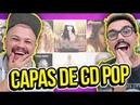 AS PIORES CAPAS DE CD - DIVAS POP Diva Depressão