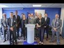 Marine Le Pen annonce le lancement du Forum Défendre et Protéger (14/06/2018)