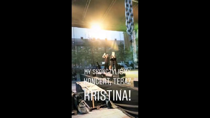 Kristína - Mať srdce, 14.09.2018, Český Těšín