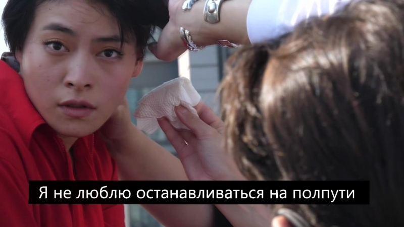 Shiseido Ultimune Power Infusing Concentrate – Koharu Sugawara StrongSouls Interview (рус. суб.)