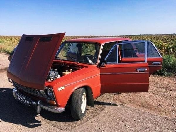 Поменяли BMW е39 на ВАЗ 2103тачка на повседнев