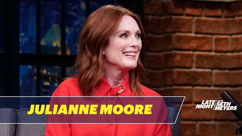 Julianne Moore Was Embarrassed to Sing in Bel Canto