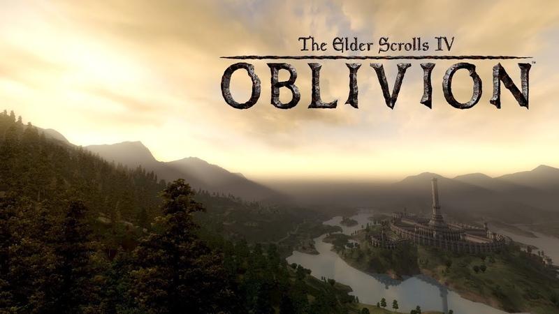 Oblivion Association 123 Проклятая невидимость