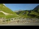Горы на границе с Осетией
