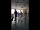 Экзамен историко бытовой танец