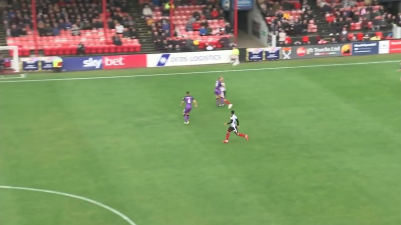 Лига 2 | Гримсби 2-0 Порт Вейл (12-й тур)