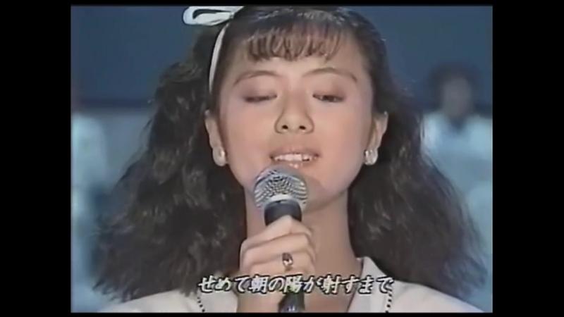 Yakushimaru Hiroko WOMAN ~Wの悲劇より~ 旧 薬師丸ひろ子 おまけ付き