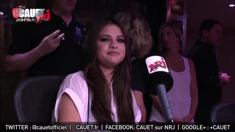 Selena Gomez dément les propos de Kev Adams ! CCauet sur NRJ
