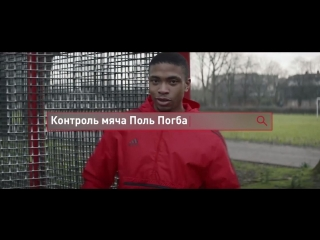 adidas football. Predator Team Mode feat Поль Погба