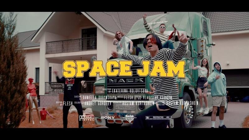 FLESH SPACE JAM