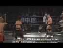 Daiki Shimomura Yasutaka Ohsera Tomoya Hirata vs Joji Otani Rising HAYATO Takato Nakano DDT DNA 41 Valentine Special