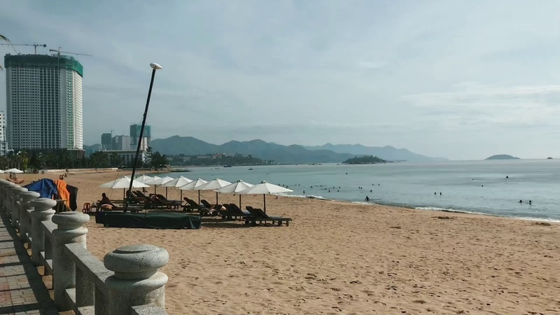 16 сентября - погода в Нячанге - Вьетнам онлайн веб камера - отзывы прогноз на сентябрь 2018