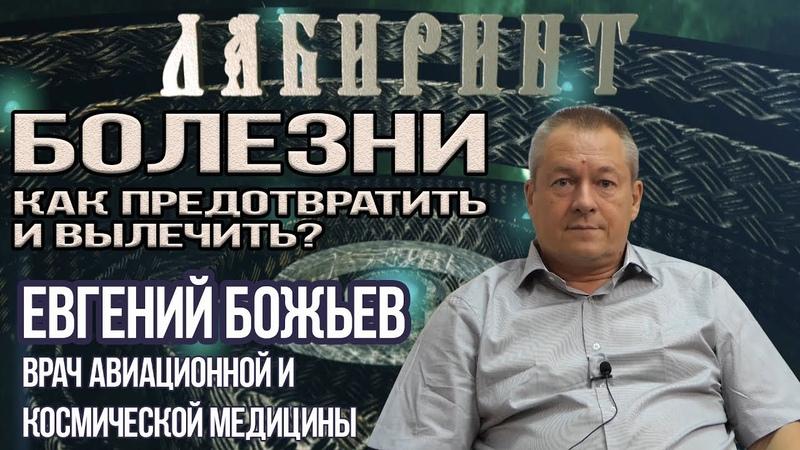 ЛАБИРИНТ   Евгений Божьев   Болезни. Как предотвратить и вылечить?
