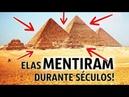 Cientistas Descobriram A Verdadeira Finalidade das Pirâmides