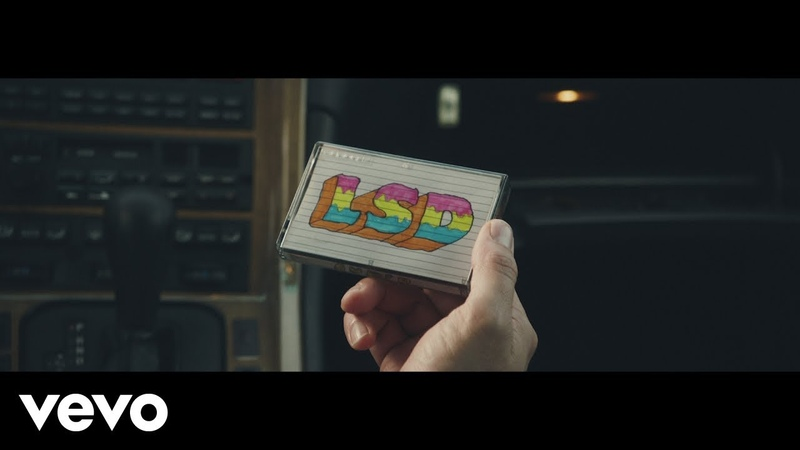 LSD - Audio (Official Video) ft. Sia, Diplo, Labrinth
