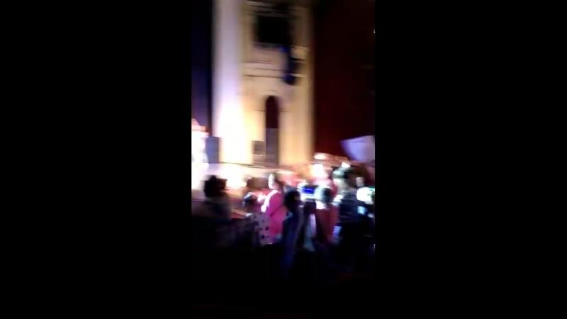 Опен Кидс на концерте