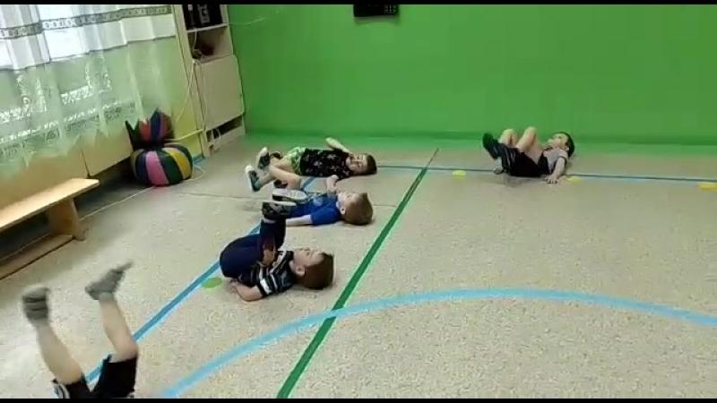 Каратэ Детский сад 101 младшая группа Тренер Каримов Константин Станиславович