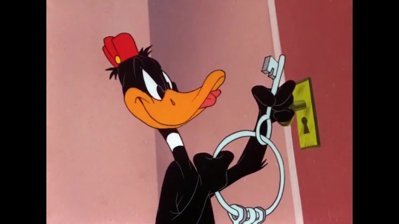 Looney Tunes (Pato Lucas, Elmer Gruñón) - A Pest In The House (Audio Latino)
