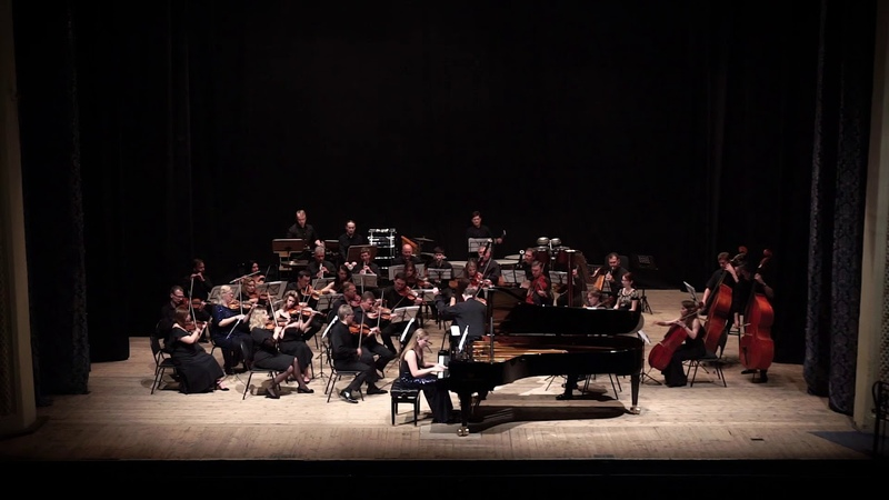 Oleksii Rybak Concerto for piano and orchestra in D