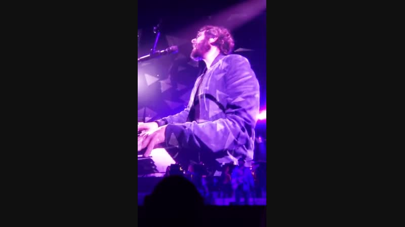 Josh Groban Awake | Bridges tour 18.10.2018