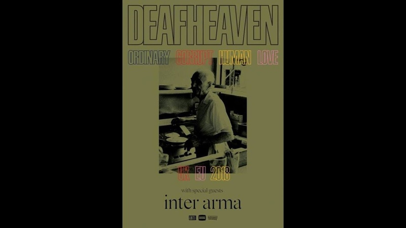 Deafheaven - Worthless Animal Glint* (Live in Bologna 2018)