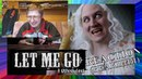 Реакция на LET ME GO A Granny Song live action musical Random Encounters