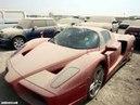 Эмираты Дубай Аукцион брошенных автомобилей