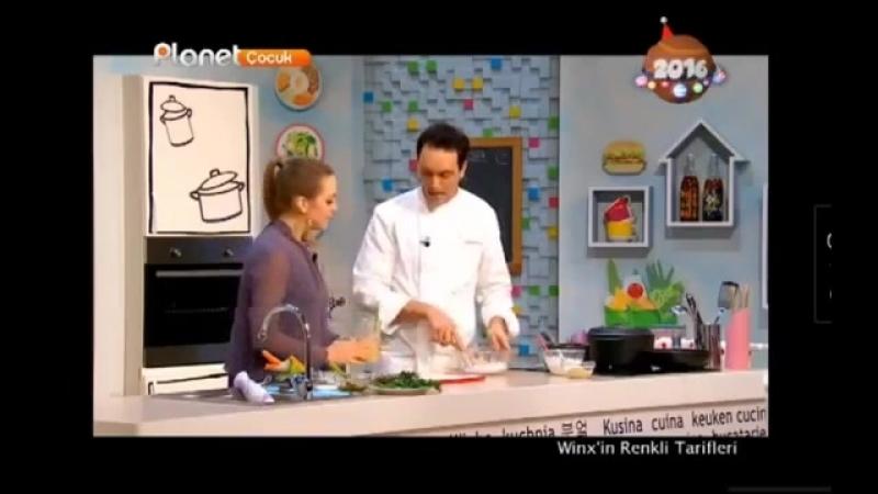 Bölüm 39 - Nohutlu Hamburger