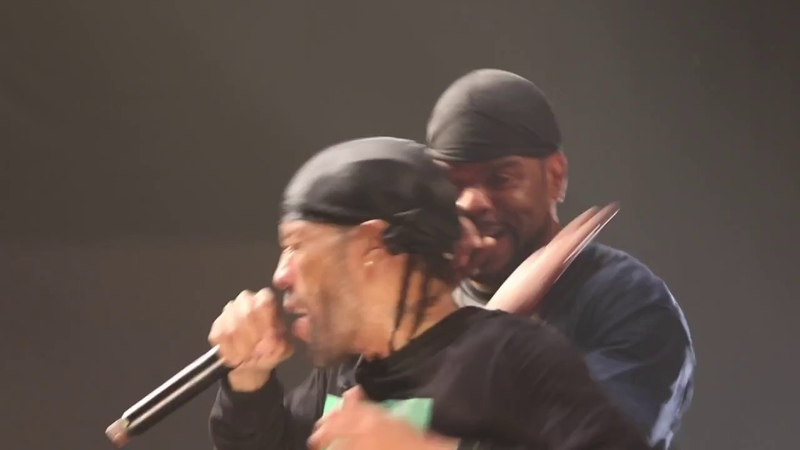Method Man And Redman - Live Da Rockwilder 2018 Elysée Montmartre Paris