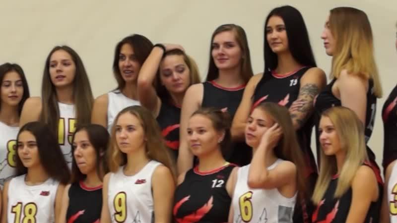 BACKSTAGE Баскетбольные красавицы