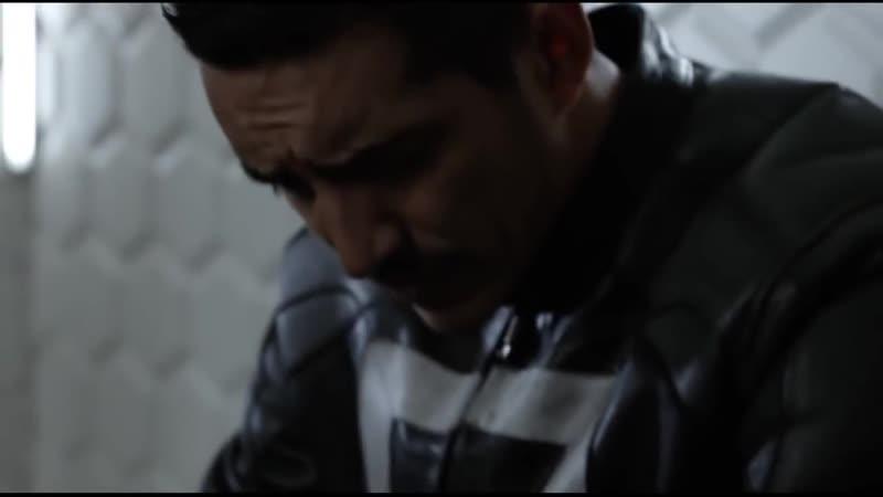 Рождение Нового Призрачного Гонщика Robbie Reyes