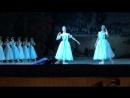 Act II, Final Alina Somova, David Hallberg ☁️Giselle Ballet, Willis, Mariinsky Theatre 🎭 12.07.2018
